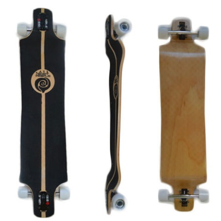 Easy-People-Longboards-Drop-Down-Drop Through-Lowrider-Longboard-Complete-DDT-1 Blank Natural (1)