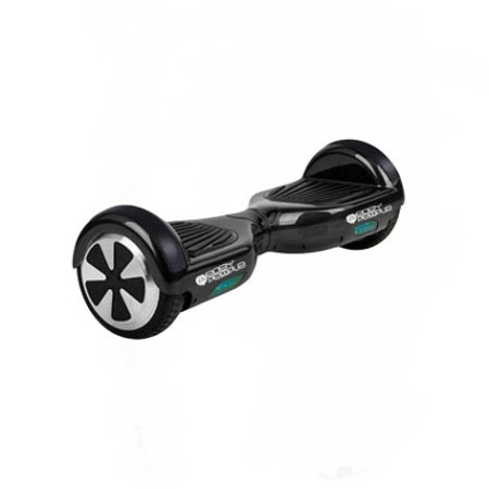 Easy People Hoverboard Two Wheel Balancing Scooter Black