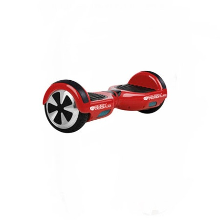 Easy People Hoverboard Two Wheel Balancing Scooter Red