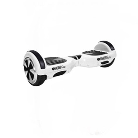 Easy People Hoverboard Two Wheel Balancing Scooter White