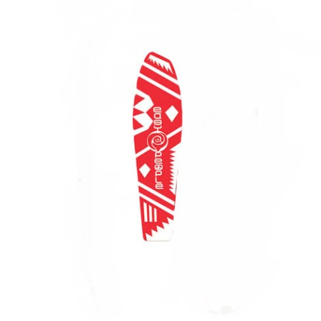 Easy People Skateboards EP Custom Grip Tape For Sharky Red