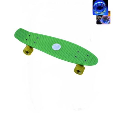 Easy People Skateboards Sharky Complete Skateboard Green