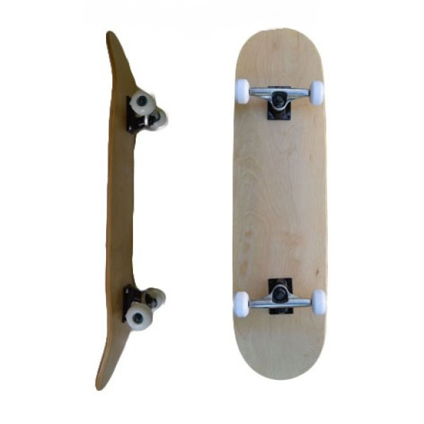 Grip Easy People Skateboards SB-1 Semi-Pro 5 Blank Skateboard Decks Blue 8.25