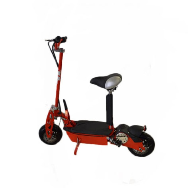 easy people dynamite electric scooter red. Black Bedroom Furniture Sets. Home Design Ideas