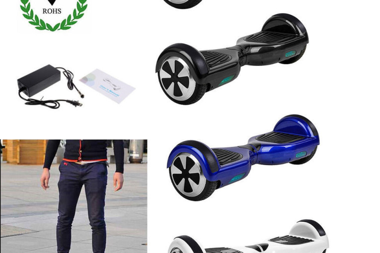 Easy People Drift Skateboard Hover Board (2)