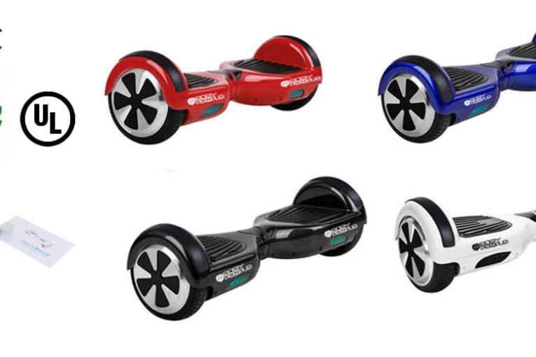Easy People Drift Skateboard Hover Board 2 Wheel Self Balancing UL