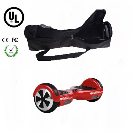 Easy People Hoverboard Red with Bag