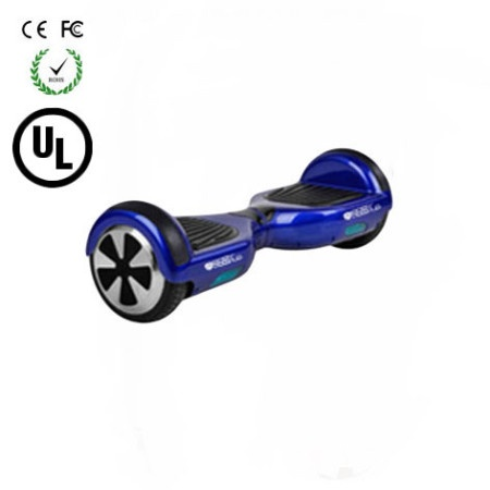Easy People Hoverboard Two Wheel Balancing Scooter Blue 2 UL