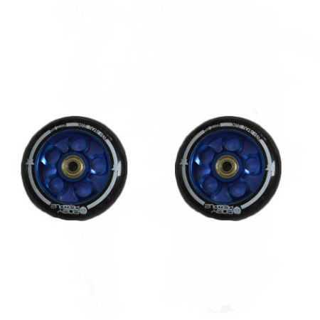 Easy People Stunt Scooter Wheels Blue