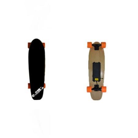 Easy People Skateboards Electric Skateboard ZOOM e-skateboard Logo