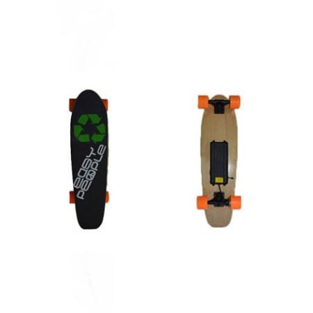 Easy People Skateboards Electric Skateboard ZOOM e-skateboard recycle