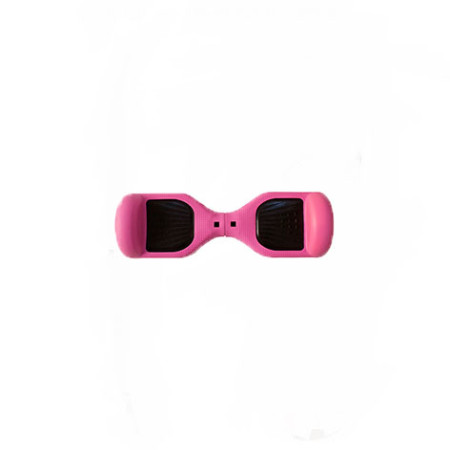 Easy People Hoverboard Accessories Pink Silicone Case