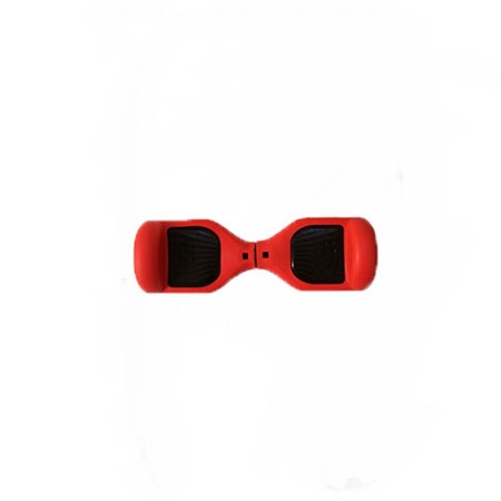 Easy People Hoverboard Accessoriess Red Silicone Case