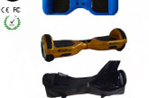 Easy People Hoverboards Blue Hover Skin ( Silicone case) + Gold Hoverboard + Bag