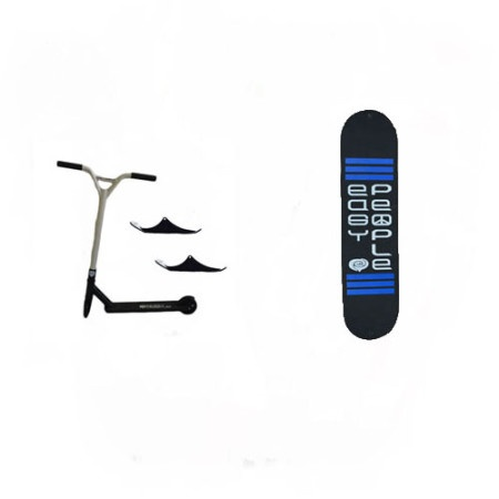 Snowskate + Stunt Scooter duo pack
